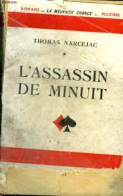 L'Assassin De Minuit - Couverture - Format classique