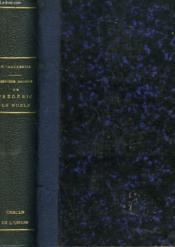 La Derniere Maladie De Frederic Le Noble - Couverture - Format classique