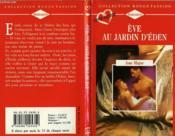 Eve Au Jardin D'Eden - The Wrong Man - Couverture - Format classique