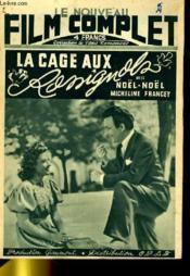 Le Nouveau Film Complet N° 4 - La Cage Aux Rossignols - Couverture - Format classique