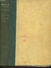 L'Odyssee De Claude Tapart - Couverture - Format classique