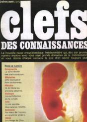 Clefs Des Connaissances - N°2 - Couverture - Format classique