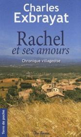 Rachel et ses amours - Couverture - Format classique