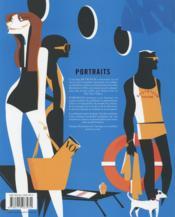 Portraits - 4ème de couverture - Format classique