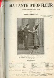 Ma Tante d'Honfleur - Comédie bouffe en trois actes. - Couverture - Format classique