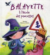 Balayette à l'école des princesses - Intérieur - Format classique