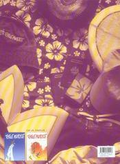 Totale maîtrise t.3 ; hawaiian style - 4ème de couverture - Format classique
