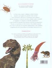 La vie ; une histoire de l'évolution - 4ème de couverture - Format classique