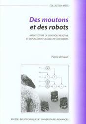 Moutons et des robots - Intérieur - Format classique
