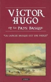 Victor Hugo et le Pays basque - Couverture - Format classique