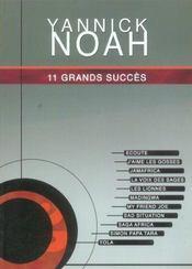 Yannick Noah - Intérieur - Format classique