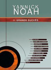 Yannick Noah - Couverture - Format classique