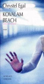 Kovalam beach - Couverture - Format classique