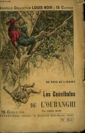 Au Pays De L'Ivoire. Les Cannibales De L'Oubanghi. - Couverture - Format classique
