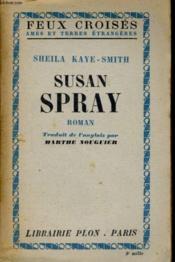 Susan Spray - Couverture - Format classique