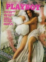 Playboy Entertainment For Men N° 10 - Sexual Behavior On The 1970s - New Fiction By Gore Vidal - Playvoy Interviews N. F. L. Czar Pete Rozelle... - Couverture - Format classique