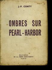 Ombres Sur Pearl-Harbor - Couverture - Format classique