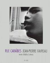 Rues Caraïbes - Couverture - Format classique