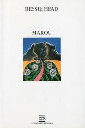 Marou - Couverture - Format classique