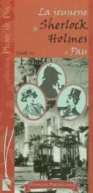 La jeunesse de Sherlock Holmes à Pau t.4 - Couverture - Format classique