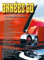 Années 60 ; 40 grands succès - Couverture - Format classique