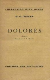 Dolorès - Couverture - Format classique