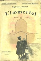 L'Immortel. Nouvelle Collection Illustree N° 12. - Couverture - Format classique