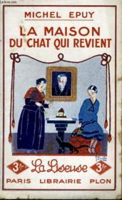 La Maison Du Chat Qui Revient - Couverture - Format classique