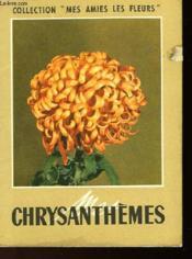 Mes Chrysanthemes - Couverture - Format classique