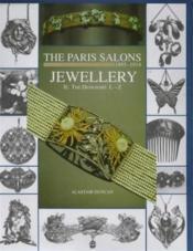 Paris salons vol 2 jewellery l-z /anglais - Couverture - Format classique