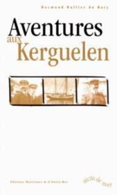 Aventures aux kerguelen - Couverture - Format classique
