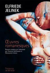Oeuvres romanesques - Intérieur - Format classique