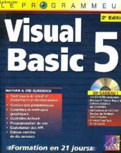 Visual Basic 5 - Couverture - Format classique