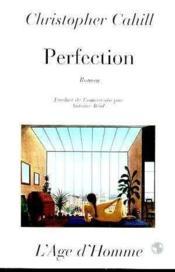 Perfection - Couverture - Format classique