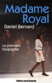 Madame Royal - Couverture - Format classique