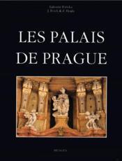 Les Palais De Prague - Couverture - Format classique