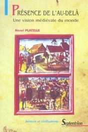Presence de l'au-dela une vision medievale du monde - Intérieur - Format classique
