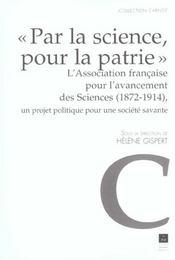 Par la science pour la patrie - Intérieur - Format classique