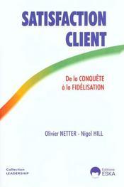 Satisfaction Client - Intérieur - Format classique
