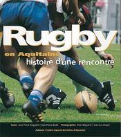 Rugby en aquitaine - Intérieur - Format classique