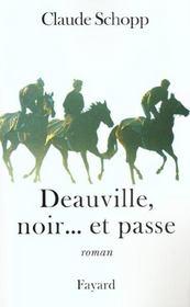 Deauville Noir Et Passe - Intérieur - Format classique