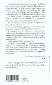Deauville Noir Et Passe - 4ème de couverture - Format classique
