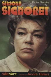 Simone Signoret - Couverture - Format classique