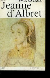 Jeanne D'Albret. - Couverture - Format classique