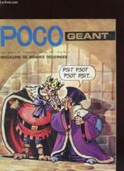 Poco Geant Hors Serie N°4 - Magazine De Bandes Dessinees - Couverture - Format classique