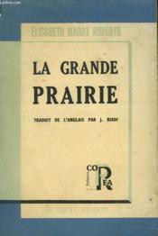 La Grande Prairie - Couverture - Format classique