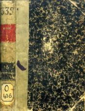 Le Juif Errant, Tome Ii - Couverture - Format classique