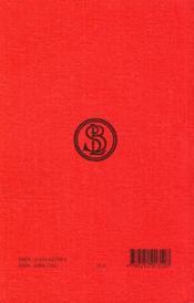 Institution oratoire t.6 ; livres X-XI - 4ème de couverture - Format classique
