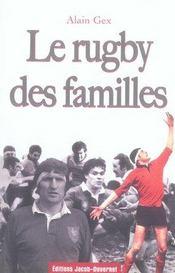 Le rugby des familles - Intérieur - Format classique