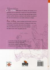 Les adorables t.1 ; l'important, c'est le dialogue - 4ème de couverture - Format classique